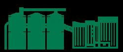 Transdormation du maïs - Zone de production de maïs de Lacadée