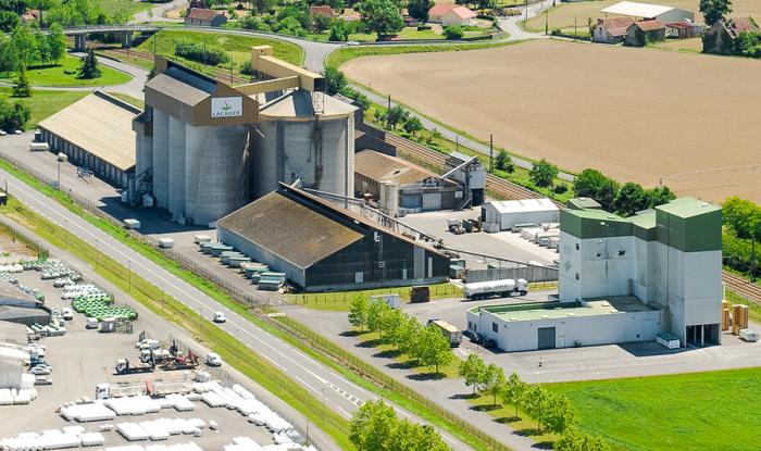 Transformation du maïs en farine